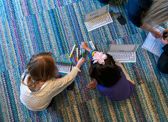 Can Kids Learn to Code Before They Learn to Type?