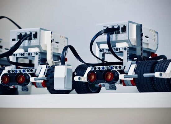 Bluetooth Robotics for Kids