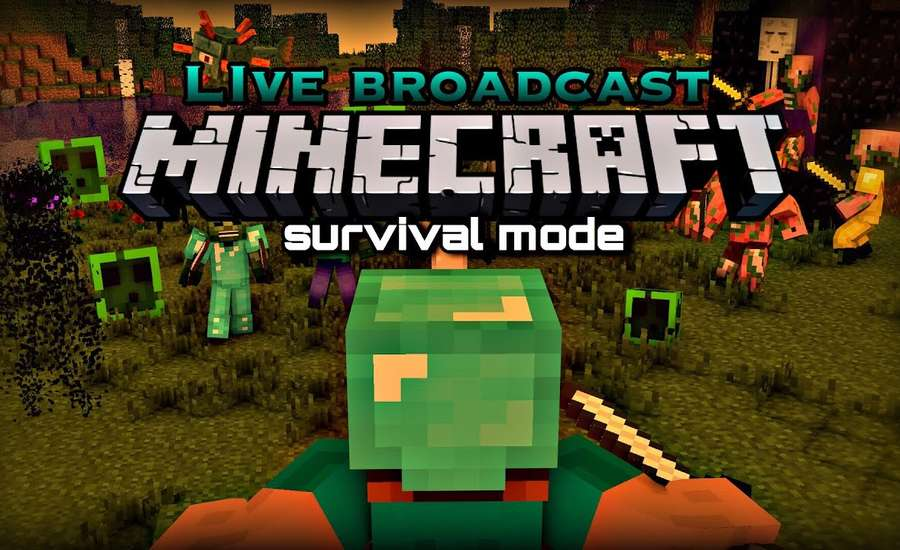 Monecraft survival mode